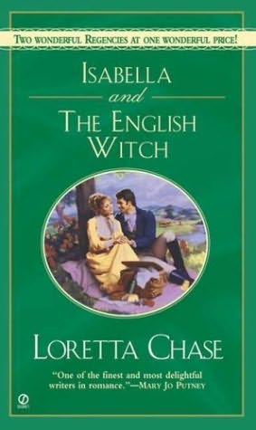 book cover of Isabella and the English Witch