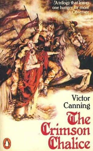 book cover of The Crimson Chalice Trilogy