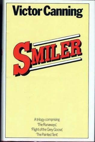 book cover of Smiler