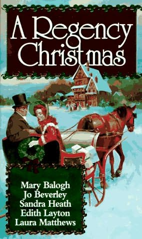 book cover of A Regency Christmas V1
