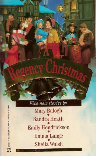 book cover of A Regency Christmas