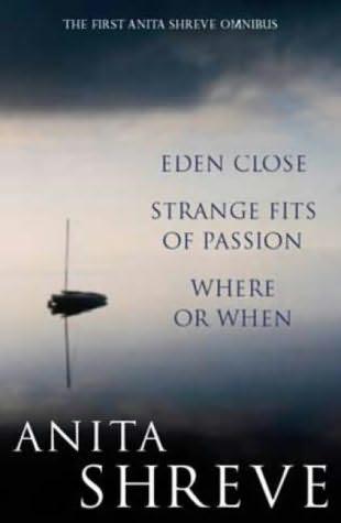 book cover of Anita Shreve Omnibus