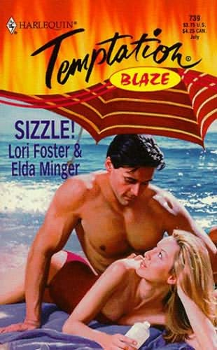 book cover of Sizzle!