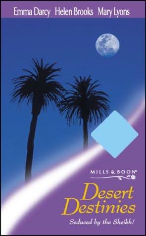 book cover of Desert Destinies
