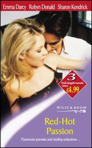 book cover of Red-hot Passion