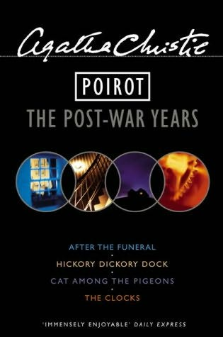 book cover of The Post War Years