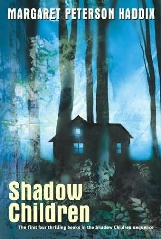 book cover of Shadow Children