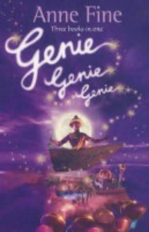 book cover of Genie Genie Genie