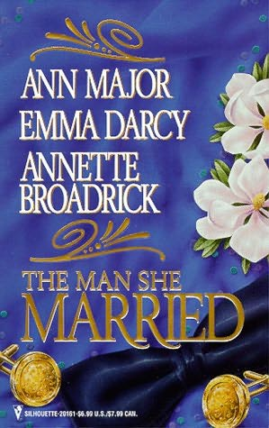 book cover of The Man She Married