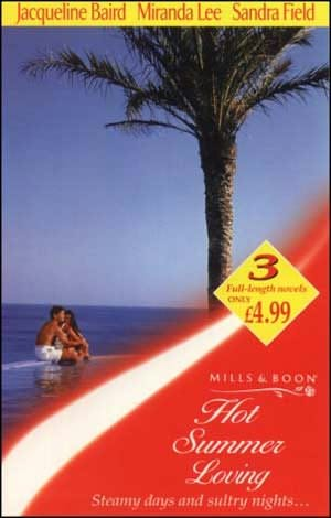 book cover of Hot Summer Loving