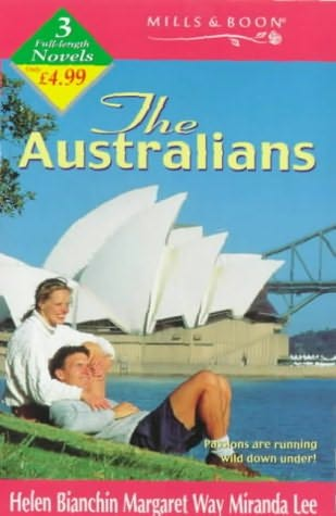 book cover of The Australians