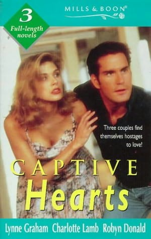 book cover of Captive Hearts