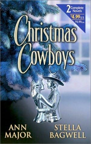 book cover of Christmas Cowboys