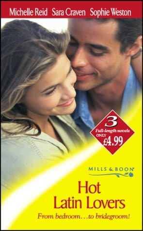 book cover of Hot Latin Lovers