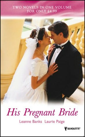 book cover of His Pregnant Bride / Her Texan Tycoon