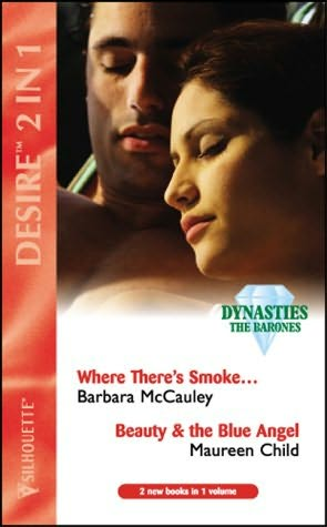book cover of Where There\'s Smoke... / Beauty and The Blue Angel