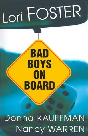 book cover of Bad Boys on Board