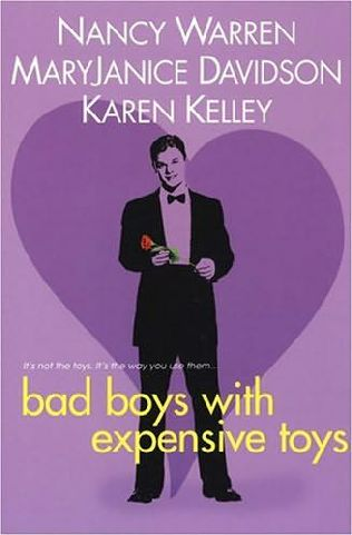 book cover of Bad Boys with Expensive Toys
