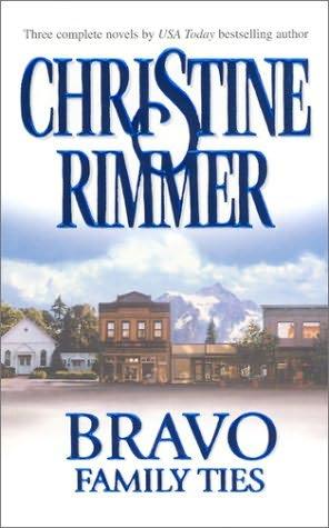 book cover of Bravo Family Ties