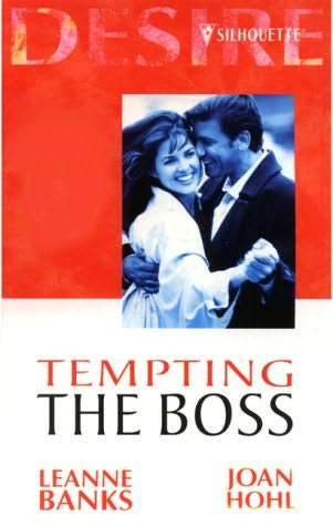 book cover of Tempting the Boss