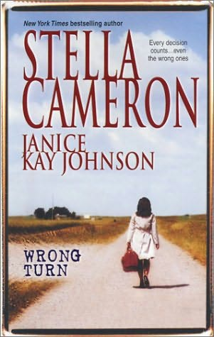 book cover of Wrong Turn
