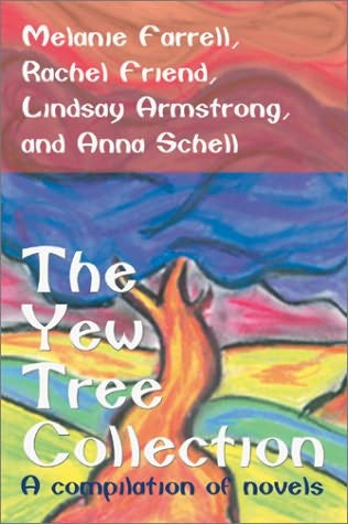 book cover of The Yew Tree Collection
