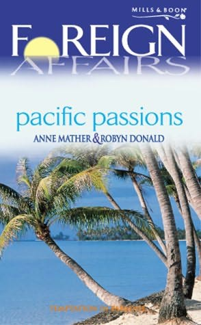 book cover of Pacific Passions