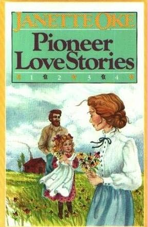 book cover of Pioneer Love Stories