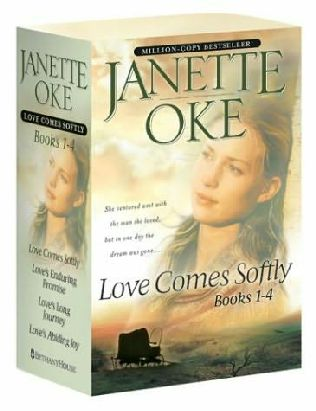 book cover of Pioneer Love Story: Love Comes Softly, Love\'s Enduring Promise... (Love Comes Softly)