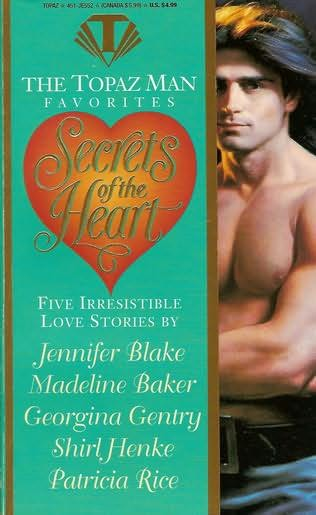 book cover of Secrets of the Heart