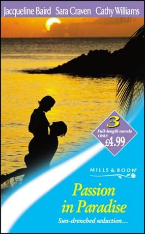 book cover of Passion in Paradise