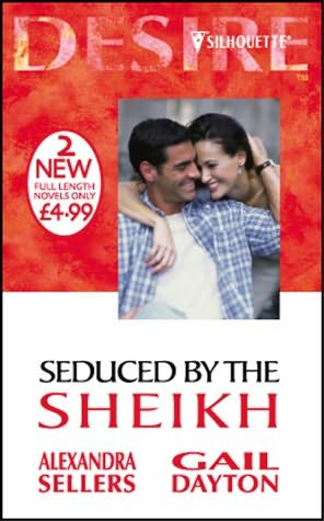 book cover of Seduced by the Sheikh