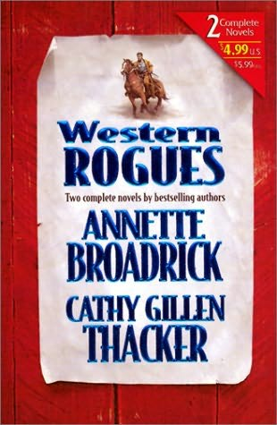 book cover of Western Rogues
