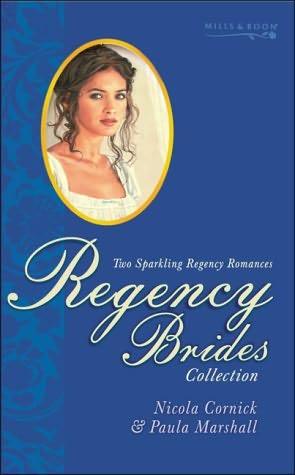 book cover of Regency Brides 1