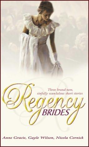 book cover of Regency Brides
