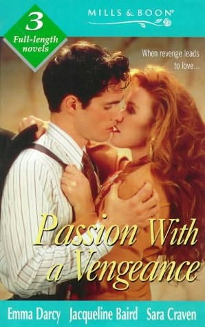 book cover of Passion with a Vengeance