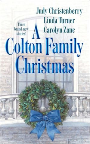 book cover of A Colton Family Christmas