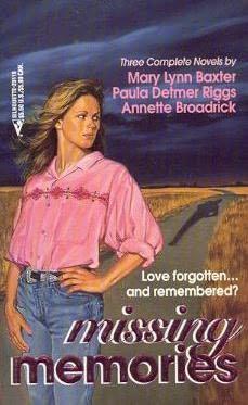book cover of Missing Memories