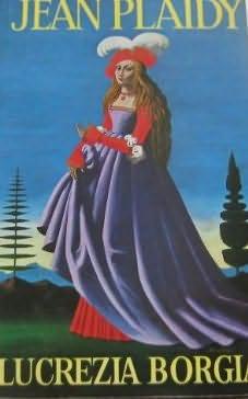 book cover of Lucrezia Borgia: Madonna of the Seven Hills and Light on Lucrezia