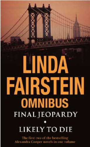 book cover of Final Jeopardy / Likely to Die