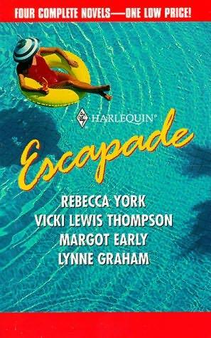 book cover of Escapade