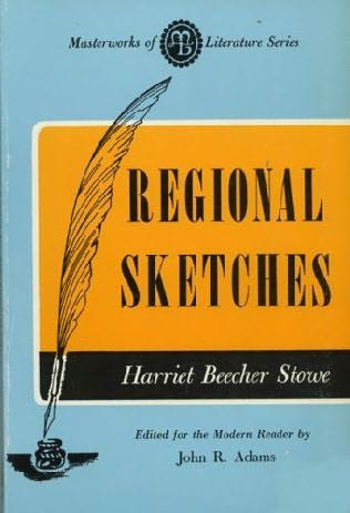 book cover of Regional Sketches