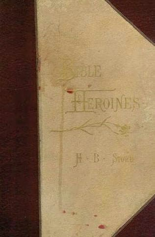 book cover of Bible Heroines