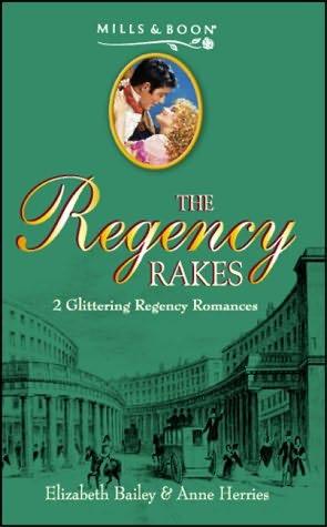book cover of The Regency Rakes