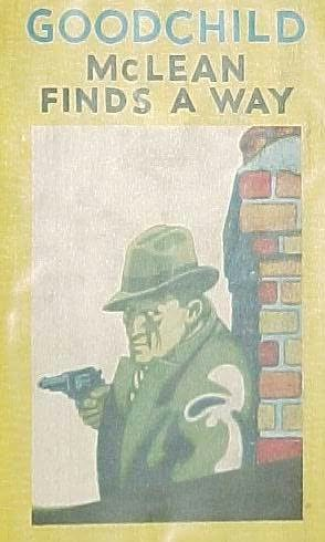 book cover of McLean Finds a Way