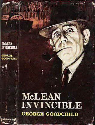 book cover of McLean Invincible