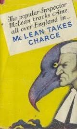 book cover of McLean Takes Charge