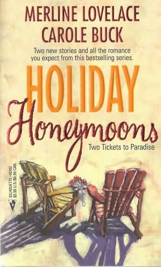 book cover of Holiday Honeymoons