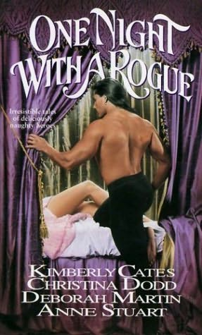 book cover of One Night With a Rogue