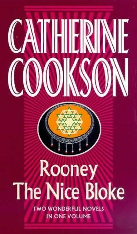 book cover of Rooney / The Nice Bloke